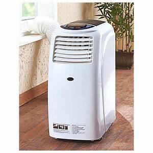 Soleus 12 000 Btu Portable Air Conditioner  Refurbished