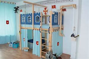 Hochbett Mit Babybett : hochbett ritterburg bei oli niki online bestellen ~ Orissabook.com Haus und Dekorationen