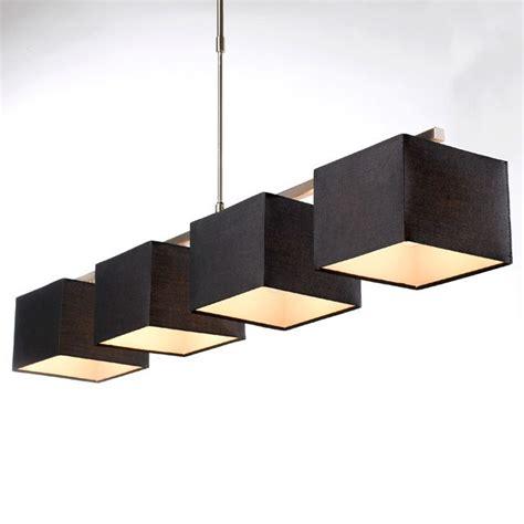 lustre 4 lumières strada h 28 60 w noir castorama home