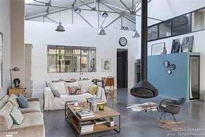 Deco Style Industriel : decoration maison style industriel ~ Melissatoandfro.com Idées de Décoration