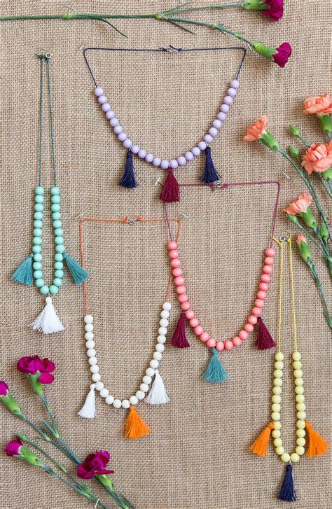 kid friendly bling  diy necklaces handmade charlotte