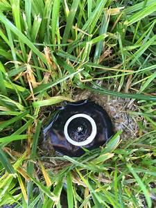 My Sprinkler Head Continues To Leak U2026    U2013 Concrete