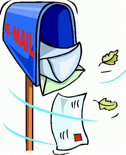 Mailbox Mail Clipart Clip Letter Cliparts Mailboxes