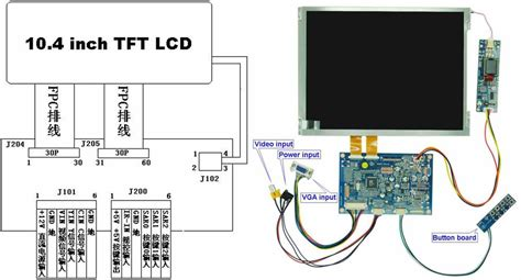 Inch Tft Touch Screen Lcd Monitor Buy
