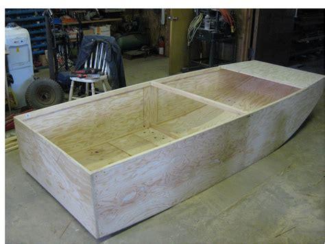 Flat Bottom Plywood Boat Plans by Flat Bottom Boat Plans Diy In 2018 Boat