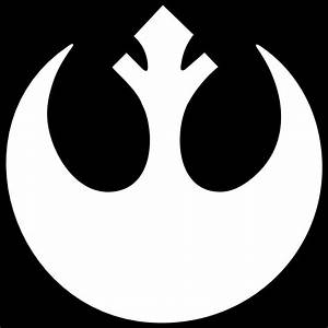 Star Wars Rebel Logo Vinyl Decal Sticker ANY COLOR