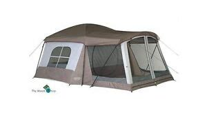 2 Room Tent With Porch by Family Tent Cabin 8 Person Cing Travel 2 Room With