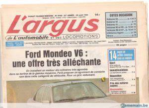 Auto Journal Argus : l argus le plus vieux magazine automobile fran ais f te ses 90 ans ~ Maxctalentgroup.com Avis de Voitures