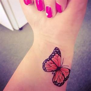Schmetterling Am Kinderbett : tattoo schmetterling bedeutung des motivs 20 ideen f r ~ Lizthompson.info Haus und Dekorationen