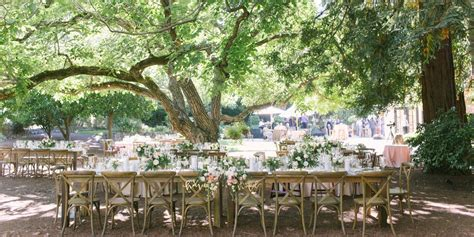 beringer winery weddings  prices  wedding venues  ca