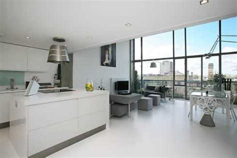 Loft Apartment In London By Urban Spaces Freshomecom