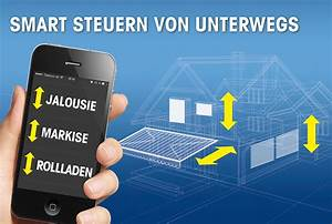 Smart Home Rollladen : generation smart home rollladen und sonnenschutzportal ~ Frokenaadalensverden.com Haus und Dekorationen
