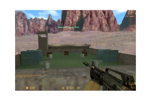 counter strike 1.6 map download free