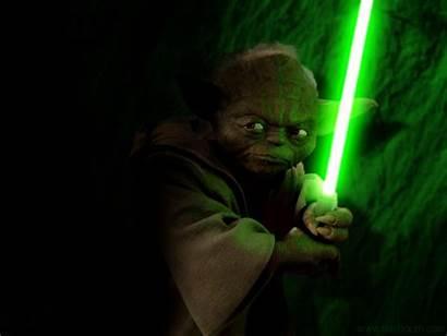 Bad Ass Yoda Jedi Dooku Wars Star