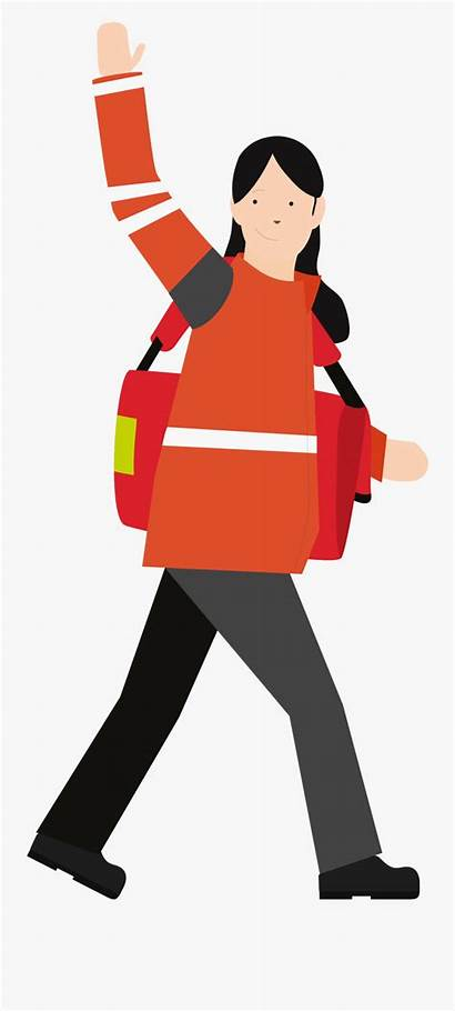 Clipart Postman Royal Mail Clipartkey