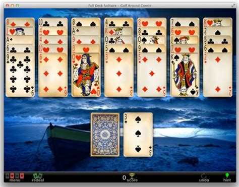 Daily Mac App Full Deck Solitaire  Tuaw Apple News