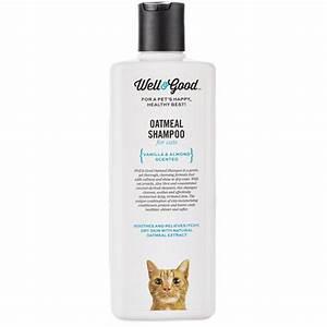 Well Good Oatmeal Cat Shampoo Petco
