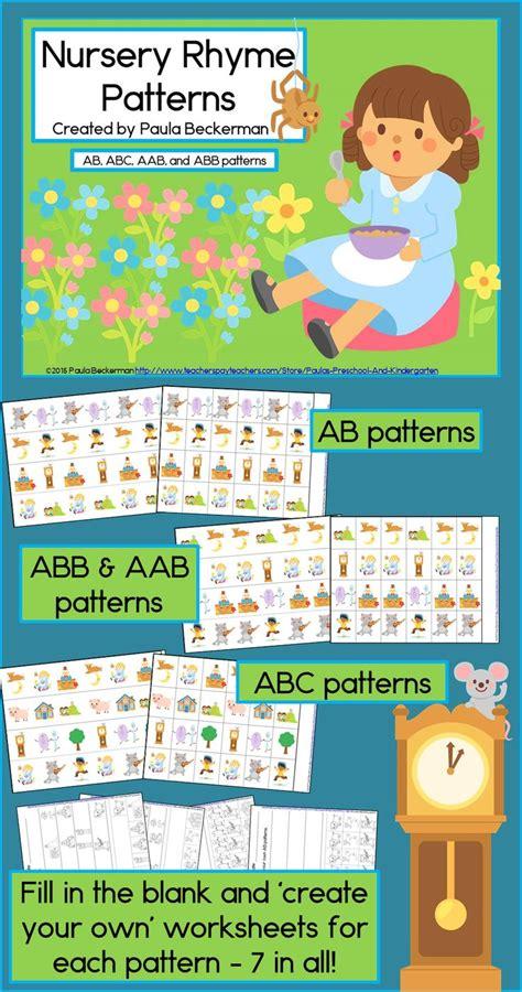 10909 best images about math for preschool on 284 | ef8eda104c0368d2cfa3344fe1c40362 nursery rhyme theme nursery rhymes
