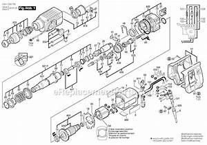 Bosch 11224vsr Parts List And Diagram