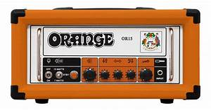 Or15 Manual  U2013 Orange Amps