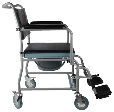 Commode Ebay by Mobile Steel Commode Chair Bedside Commode Wheerchair
