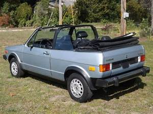 Find Used 1981 Volkswagen Rabbit Convertible Base