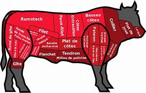 File Beef Cuts France Svg