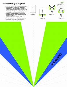 7 Best Images of Printable Patterns For Paper Airplanes ...