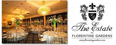 river vale nj wedding services estate at florentine