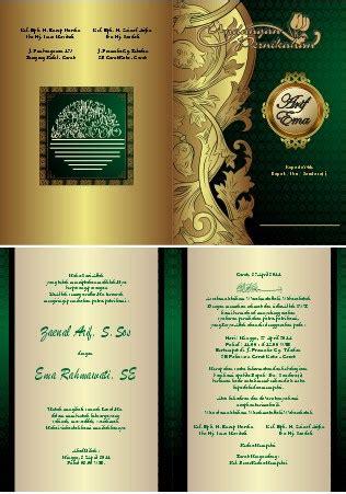 desain undangan pernikahan hardcover harga printer