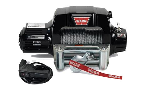 Warn 97550 95cti Contactor Equipped Winch With 125' Wire