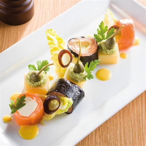 recette de cuisine midi en makis de saumon fumé et mariné noirmoutier en ravigote