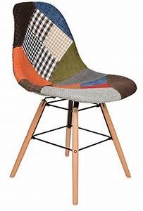 Wohnzimmer Stuhl : 1 x design patchwork sessel wohnzimmer b ro stuhl ~ Pilothousefishingboats.com Haus und Dekorationen