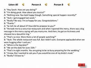 Everyday English Conversations Dating & Romance