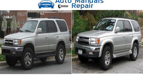 download car manuals 1998 toyota tacoma parental controls toyota 4runner 1996 2002 services repair manual toyota service repair manuals