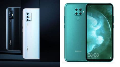 vivo   huawei nova  specifications features