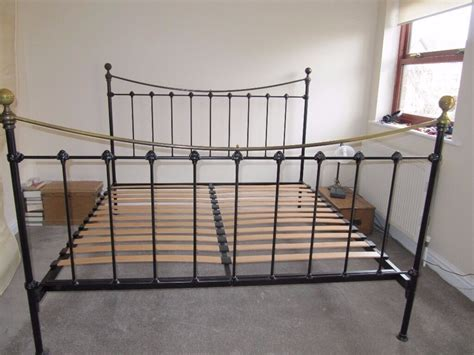 The Original Iron Bed Company Super King Metal Bed Frame