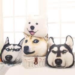 Dog Shaped Pillows