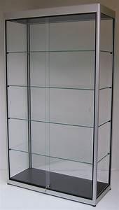 Vitrine En Verre Pas Cher : vitrine center vitrines et comptoirs en verre et aluminium ~ Teatrodelosmanantiales.com Idées de Décoration
