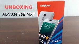 Unboxing Advan S5e Nxt
