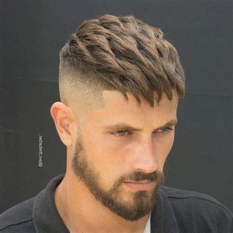 gute frisuren fuer maenner kurze haare maenner frisuren