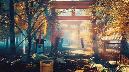 4k Japan Wallpapers Scenery Laptop Oriental 5k