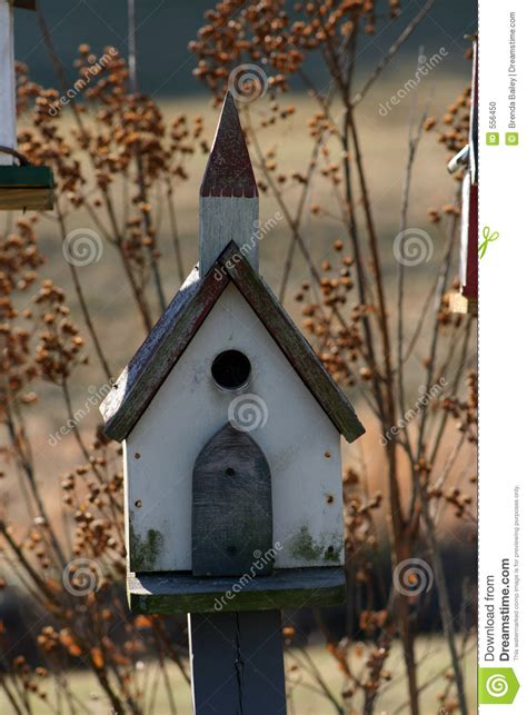 birdhouse church stock photo image  ornament nature