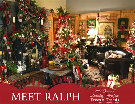 trees  trends  christmas decorating theme