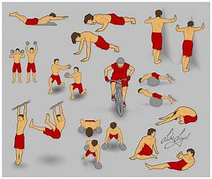 Exercise Diagram 1 By Lo