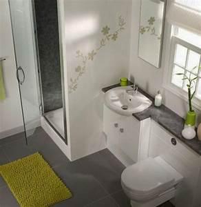petite salle de bain design et amenagement moderne With salle de bain design avec décor gateau ballerine