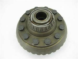Transmission Differential Zf 5hp