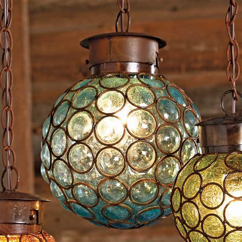 glass sphere pendant light open glass sphere pendant
