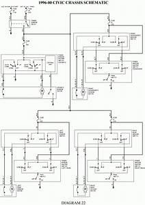 Honda Civic 2000 Wiring Diagram