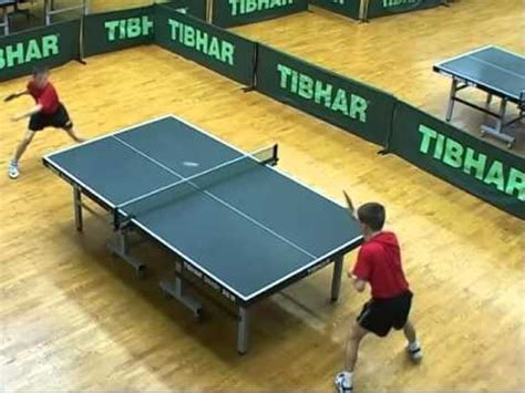 Table Tennis Training Buzzplscom
